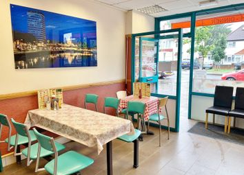 Thumbnail Restaurant/cafe for sale in Pinner Road, Harrow
