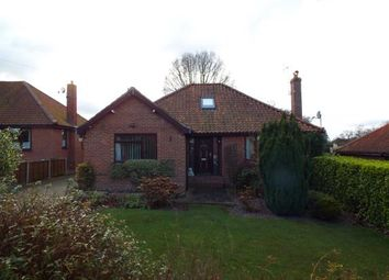 Thumbnail 3 bed bungalow for sale in Old Catton, Norwich, Norfolk