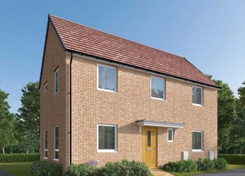 "Thumbnail 3 bedroom detached house for sale in ""The Underwood"" at Bede Ling, West Bridgford, Nottingham"