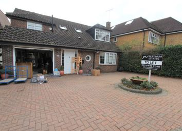 Thumbnail 4 bed detached house to rent in Claremont Road, Barnet