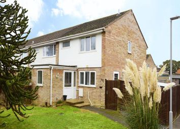 Thumbnail 3 bedroom end terrace house for sale in Collwood Close, Oakdale, Poole