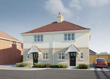 Thumbnail 2 bed semi-detached house for sale in The Primrose, Plot 48, Latchingdon Park, Latchingdon, Essex