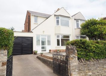 Thumbnail 3 bed semi-detached house for sale in Croyland Road, Wellingborough