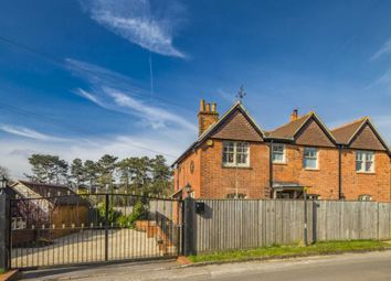 Thumbnail 4 bedroom detached house for sale in Gatehampton Road, Goring, Reading