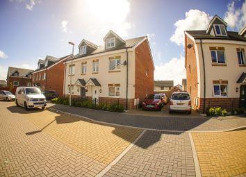 Thumbnail 3 bed semi-detached house for sale in Clos Maesgwyn, Bryncethin, Bridgend