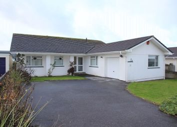 Thumbnail 4 bed detached bungalow for sale in Elm Close, Newquay