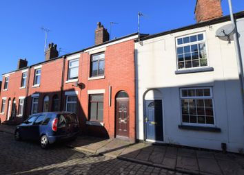 Thumbnail 3 bed terraced house to rent in Longden Street, Macclesfield