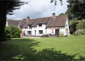 Thumbnail 6 bed detached house for sale in Combe Florey, Taunton