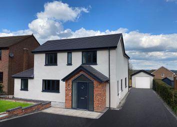Grange Road, Meir Heath, Stoke-On-Trent, Staffordshire ST3. 4 bed detached house for sale
