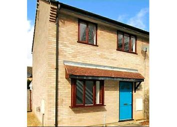 Thumbnail 3 bedroom semi-detached house to rent in Lamport Court, King's Lynn