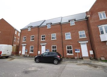 Thumbnail 4 bedroom terraced house for sale in Dyson Road, Redhouse, Swindon
