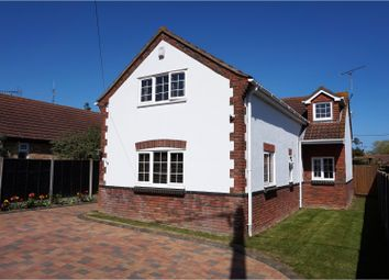 Thumbnail 4 bed detached house for sale in Millstrood Road, Whitstable