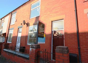 Thumbnail 2 bed terraced house to rent in Selwyn Street, Leigh, Lancashire