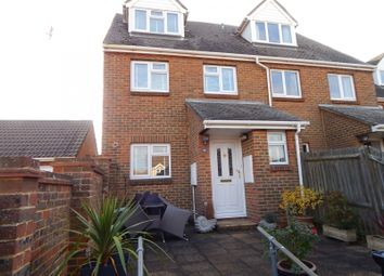 Thumbnail 3 bed town house to rent in Royal Sovereign View, Eastbourne