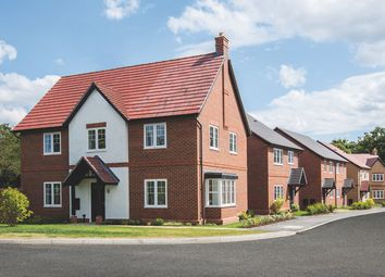 "Thumbnail 4 bed property for sale in ""The Somerton"" at The Rose Garden, Ledbury Road, Hereford"