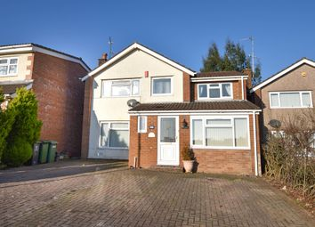 Thumbnail 5 bedroom detached house for sale in Oakwood Avenue, Cardiff