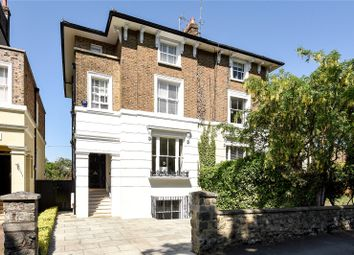 Thumbnail 4 bed semi-detached house for sale in Claremont Road, Windsor, Berkshire