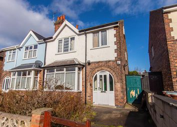 Thumbnail 3 bed semi-detached house for sale in Swains Avenue, Nottingham
