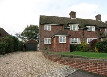 Thumbnail 3 bed cottage to rent in Hare Warren, Whitchurch, Hampshire