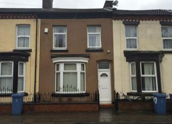 Thumbnail 4 bed shared accommodation to rent in Hartington Road, Toxteth, Liverpool
