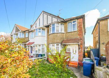 Thumbnail 3 bed end terrace house for sale in Ashbourne Avenue, East Barnet, London