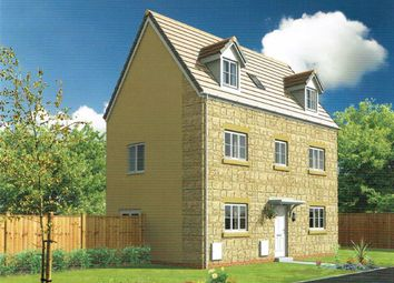 Thumbnail 4 bed detached house for sale in Woodshaw Meadows, Royal Wootton Bassett, Royal Wootton Bassett