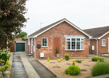 Thumbnail 3 bed detached bungalow for sale in The Nurseries, Easingwold, York