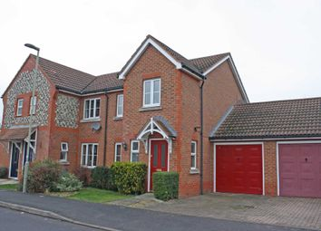 Thumbnail 3 bed semi-detached house for sale in Abbey Brook, Didcot