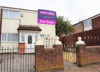 Thumbnail 3 bed end terrace house for sale in Carlile Way, Liverpool