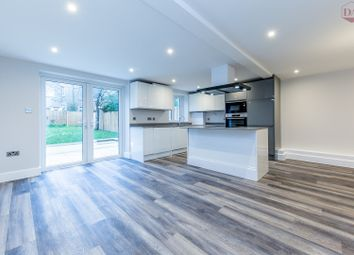 Thumbnail 3 bed flat for sale in Ferme Park Road, London