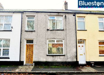 Thumbnail 3 bed terraced house for sale in Capel Crescent, Newport
