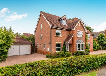 Thumbnail 5 bed detached house for sale in Walhouse Drive, Penkridge, Stafford