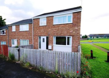 Thumbnail 3 bedroom end terrace house for sale in Tiree Close, Brandon, Durham