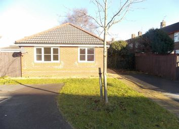 Thumbnail 2 bedroom detached bungalow for sale in Newick Park, Kirkby, Liverpool