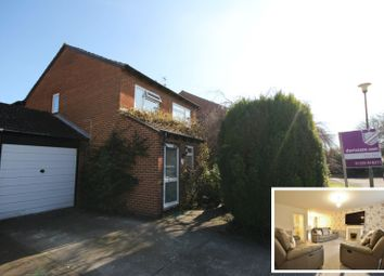 Thumbnail 3 bed link-detached house to rent in Buckingham Close, Didcot