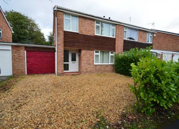 Thumbnail 3 bed semi-detached house to rent in Delves Avenue, Spital, Wirral