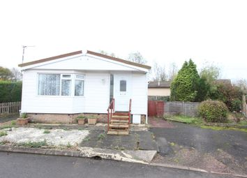 Thumbnail 3 bed mobile/park home for sale in Springfield Park, Off Wykin Road, Hinckley