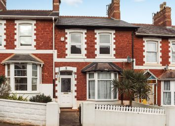 Thumbnail 4 bed terraced house for sale in Sherwell Hill, Chelston, Torquay