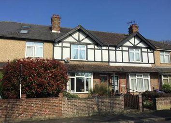 Thumbnail 3 bed terraced house for sale in Town Cross Avenue, Bognor Regis