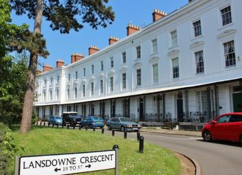 Thumbnail 1 bedroom flat for sale in Lansdowne Crescent, Willes Road, Leamington Spa