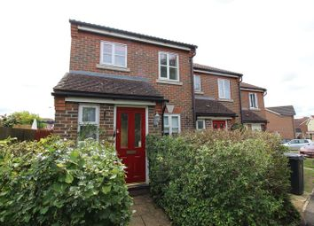 Thumbnail 2 bed end terrace house for sale in Westbury Rise, Church Langley
