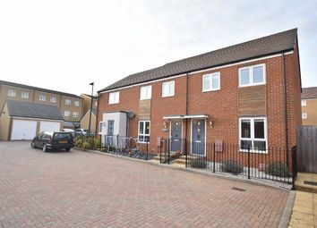 Thumbnail 3 bed end terrace house for sale in Sparrowbill Way, Charlton Hayes, Bristol