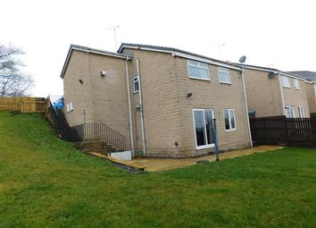 Thumbnail 3 bed detached house for sale in Millstone Rise, Norristhorpe, Liversedge