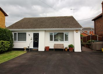 Thumbnail 3 bed detached bungalow for sale in Bardenville Road, Canvey Island