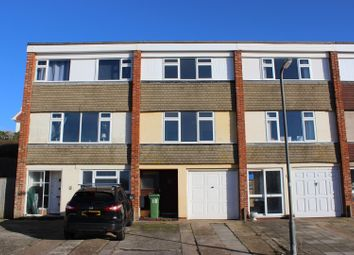 Thumbnail 3 bed terraced house to rent in Cliff Close, Seaford