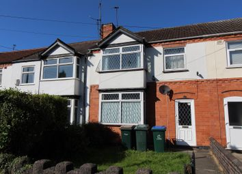Thumbnail 4 bed shared accommodation to rent in Winifred Avenue, Earlsdon, Coventry