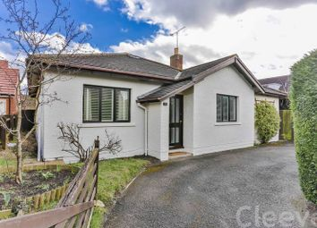 Thumbnail 3 bed detached bungalow for sale in Cheltenham Road, Bishops Cleeve, Cheltenham