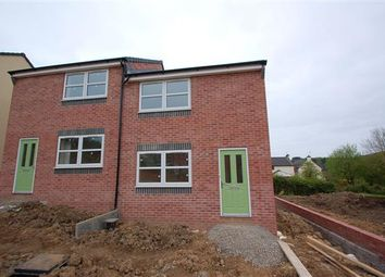 Thumbnail 2 bed semi-detached house for sale in Edmunds Way, Cinderford