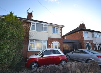 3 bed semi-detached house to rent in Hill Rise, Birstall, Leicester LE4