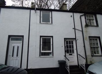 Thumbnail 2 bedroom cottage to rent in Watkin Street, Conwy